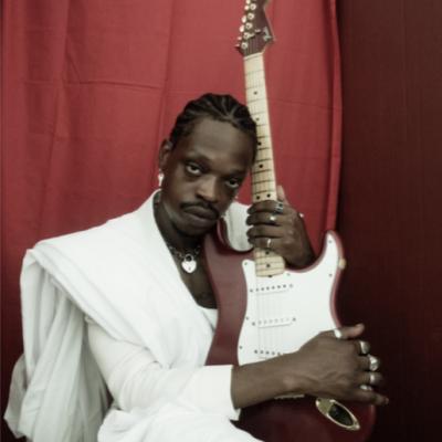 Musical artist Loshh Aje