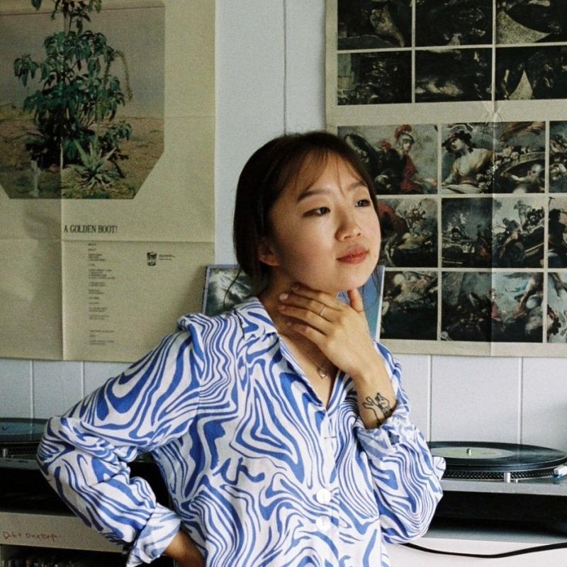 Electronic musician Yu Su